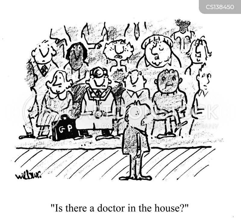 doctor in the house cartoon