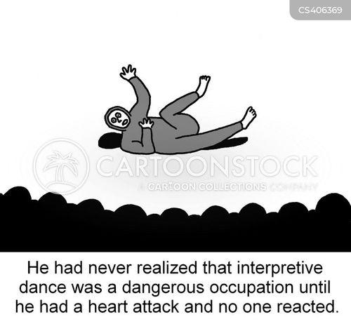 occupational hazard cartoon