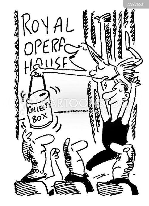 Opera House Cartoon Royal Opera House Cartoon 1 of