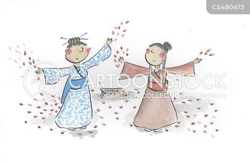 madam butterfly cartoon