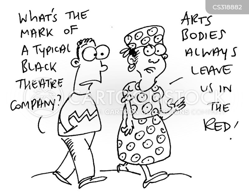marginalisation cartoon