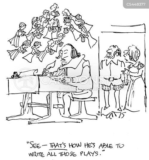 creative process cartoon
