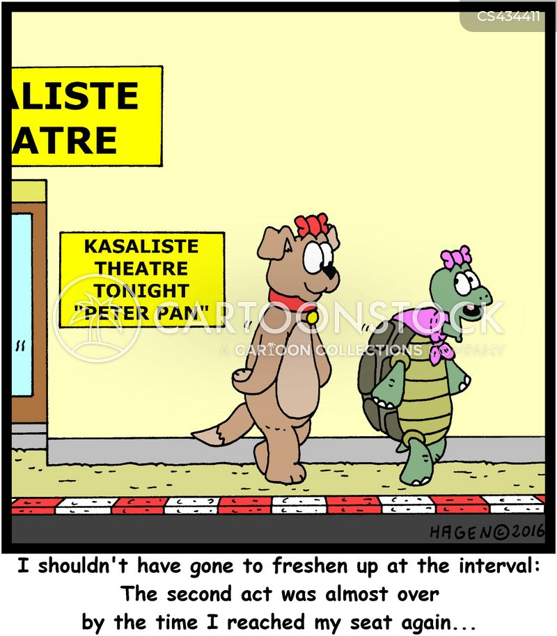 intervals cartoon