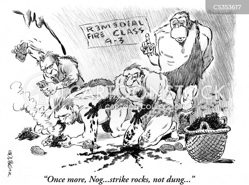 firestarter cartoon