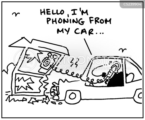 phonebox cartoon