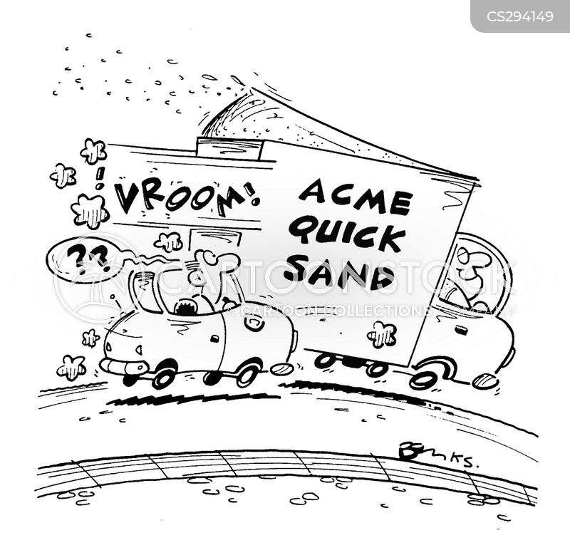white vans cartoon