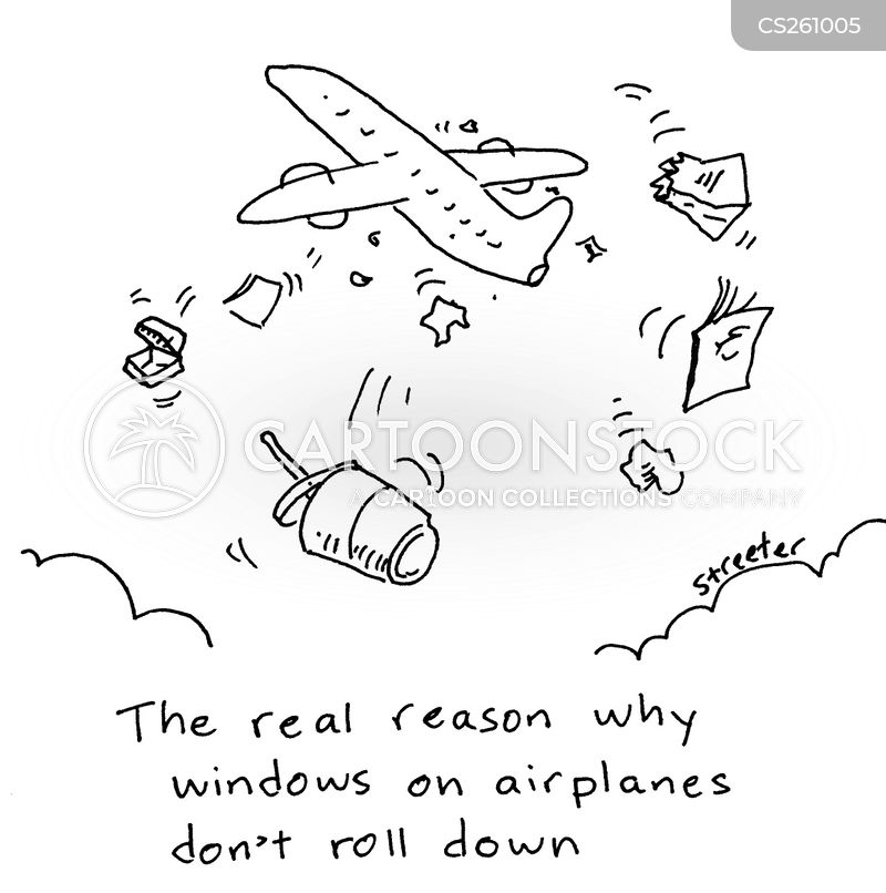 air planes cartoon