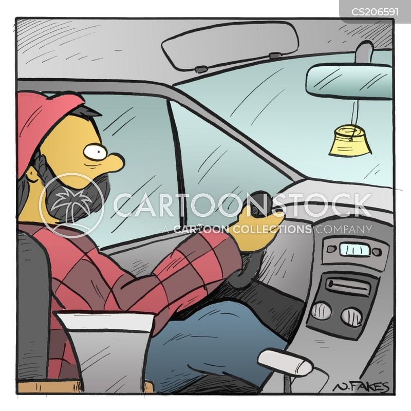 air fresheners cartoon