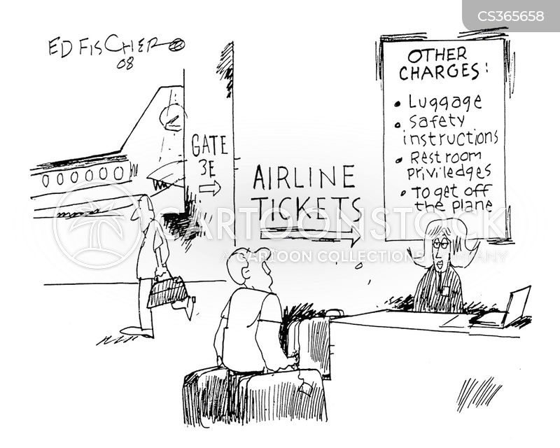 Plane Tickets Cartoon Airline Tickets Cartoon 2 of 5