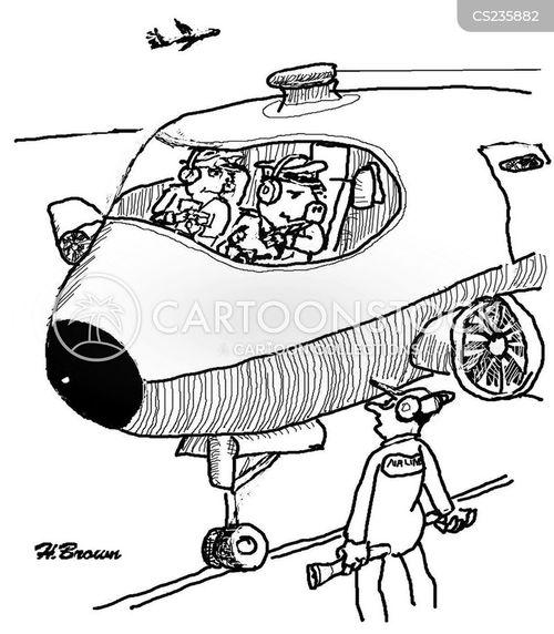 unlikely scenario cartoon
