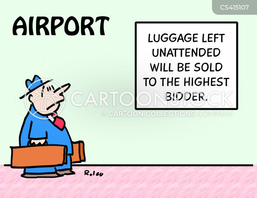 bidders cartoon