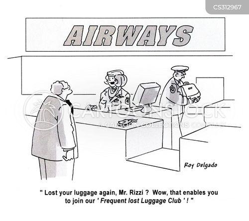 airway cartoon