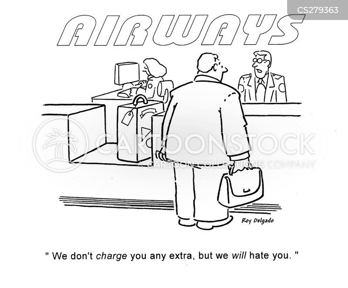 extra costs cartoon