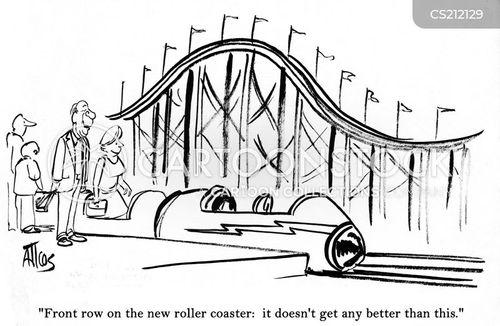amusement cartoon