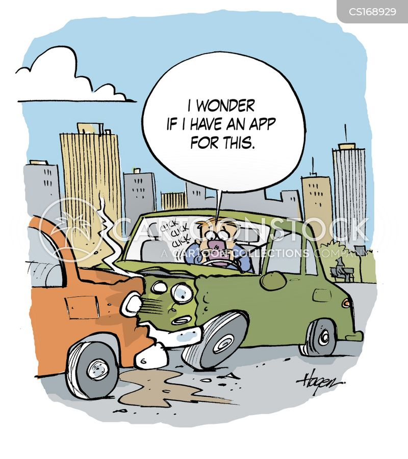 Traffic Cartoons and Comics - funny pictures from CartoonStock