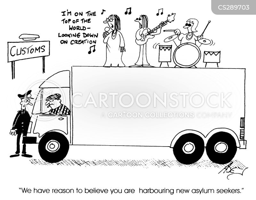 new seekers cartoon