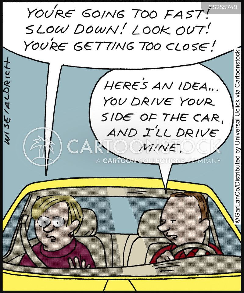 Backseat Drivers cartoons, Backseat Drivers cartoon, funny, Backseat Drivers picture, Backseat Drivers pictures, Backseat Drivers image, Backseat Drivers images, Backseat Drivers illustration, Backseat Drivers illustrations