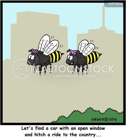 free rides cartoon