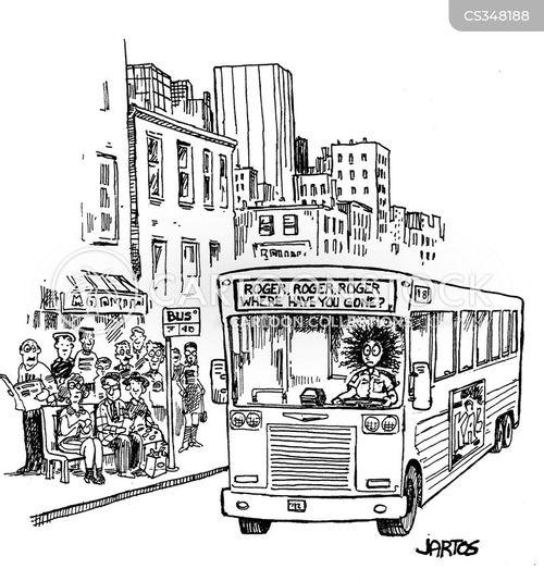 roger cartoon