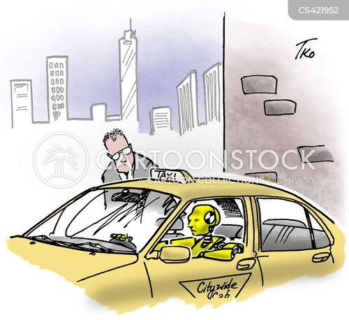 crash-test dummy cartoon