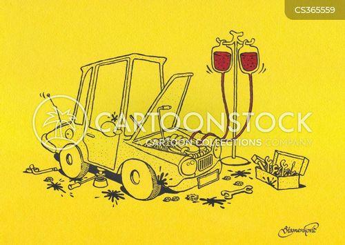 automobil cartoon