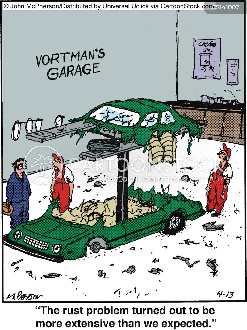 wrecks cartoon