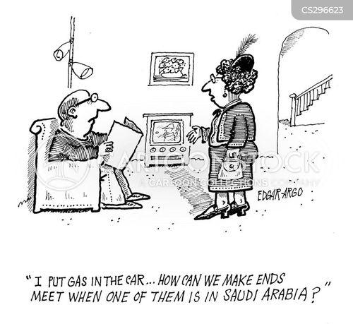 saudi arabia cartoons and comics