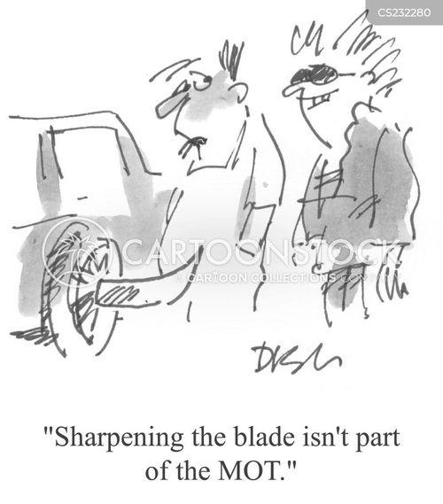 car gadgets cartoon