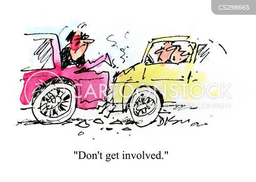 involve cartoon