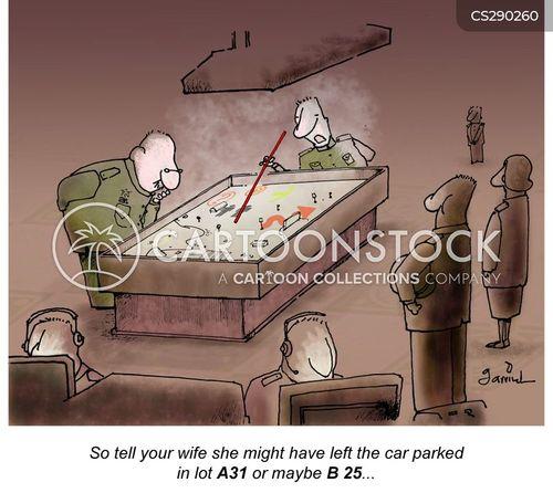 lost cars cartoon