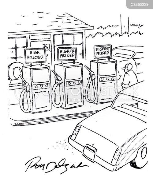 unleaded cartoon