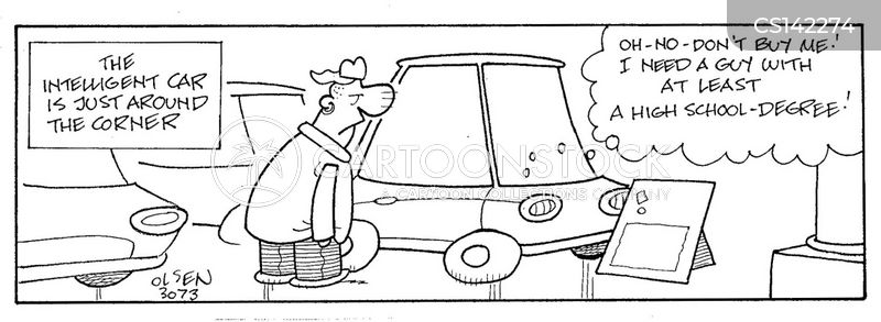 talking cars cartoon