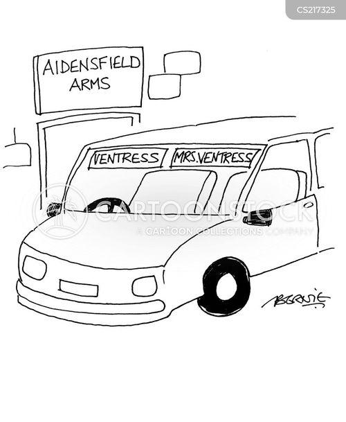 ventress cartoon