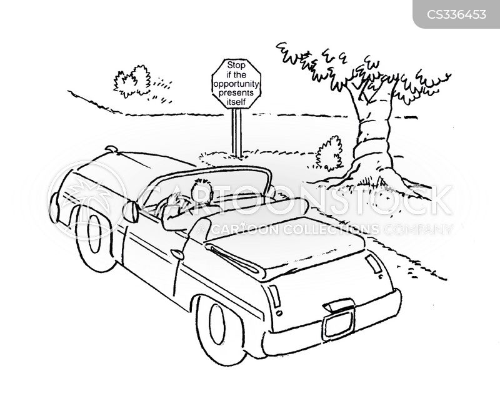 detailed cartoon