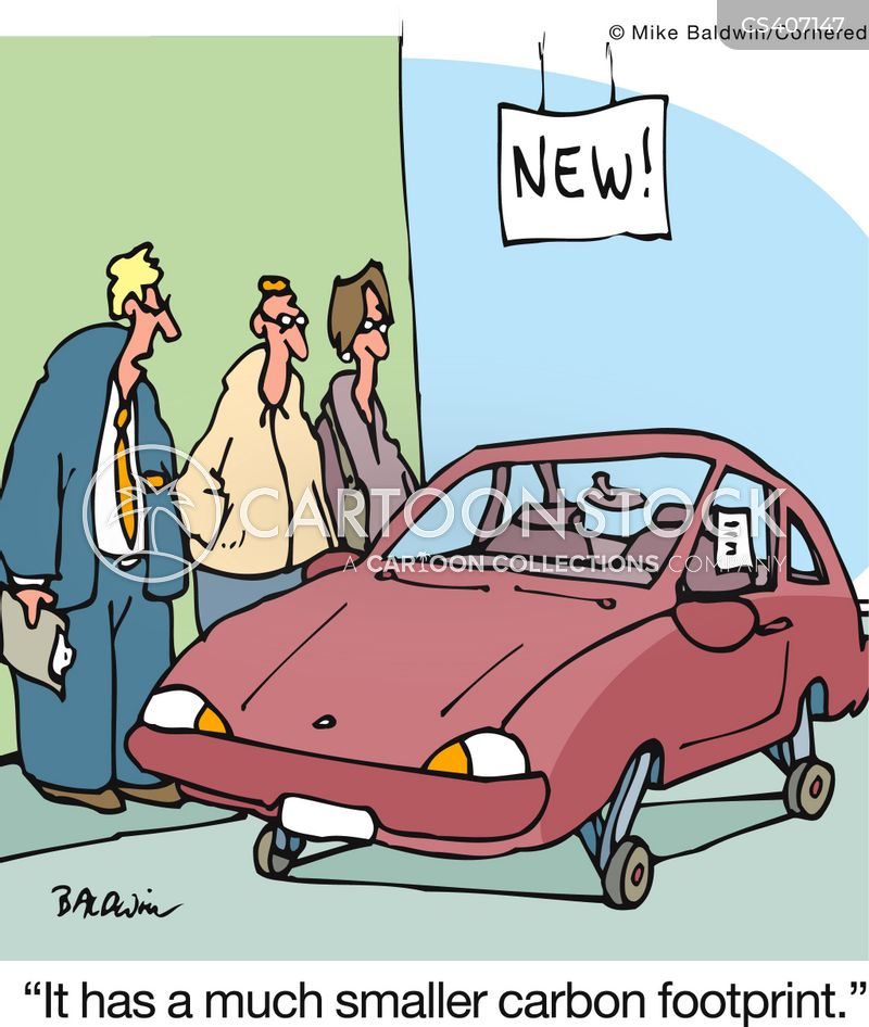 car showrooms cartoon