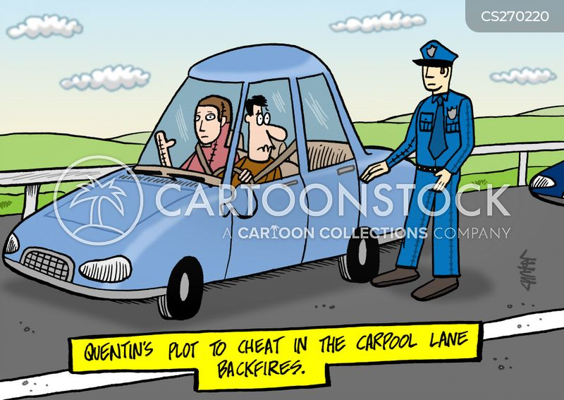 Carpool cartoons, Carpool cartoon, funny, Carpool picture, Carpool pictures, Carpool image, Carpool images, Carpool illustration, Carpool illustrations