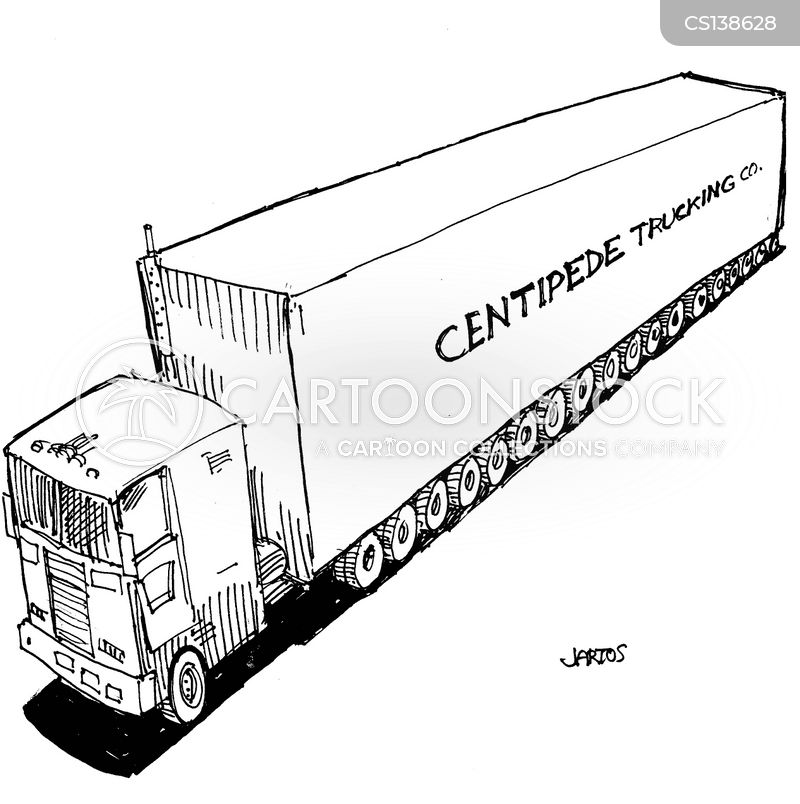 Trucking cartoons, Trucking cartoon, funny, Trucking picture, Trucking pictures, Trucking image, Trucking images, Trucking illustration, Trucking illustrations