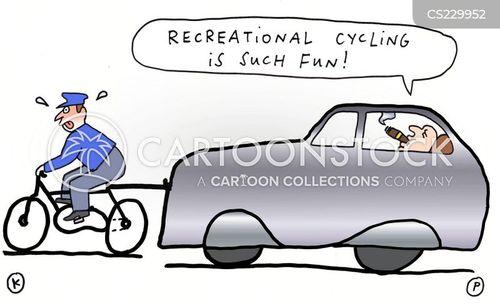 rickshaws cartoon
