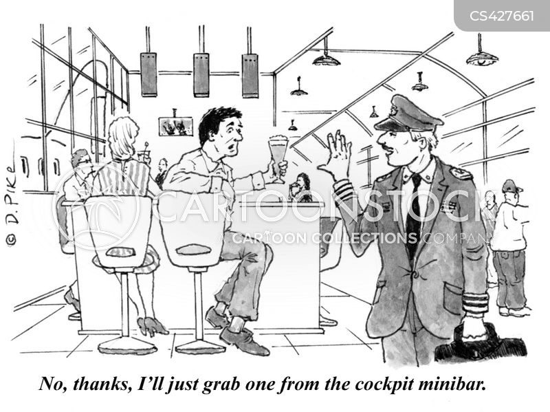 copilots cartoon