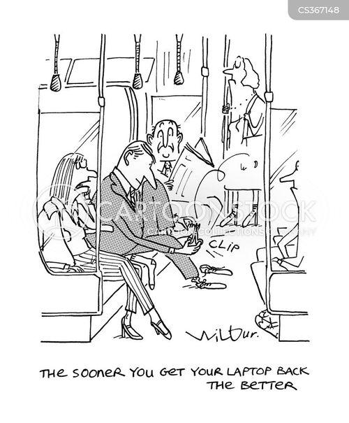 the tube cartoon