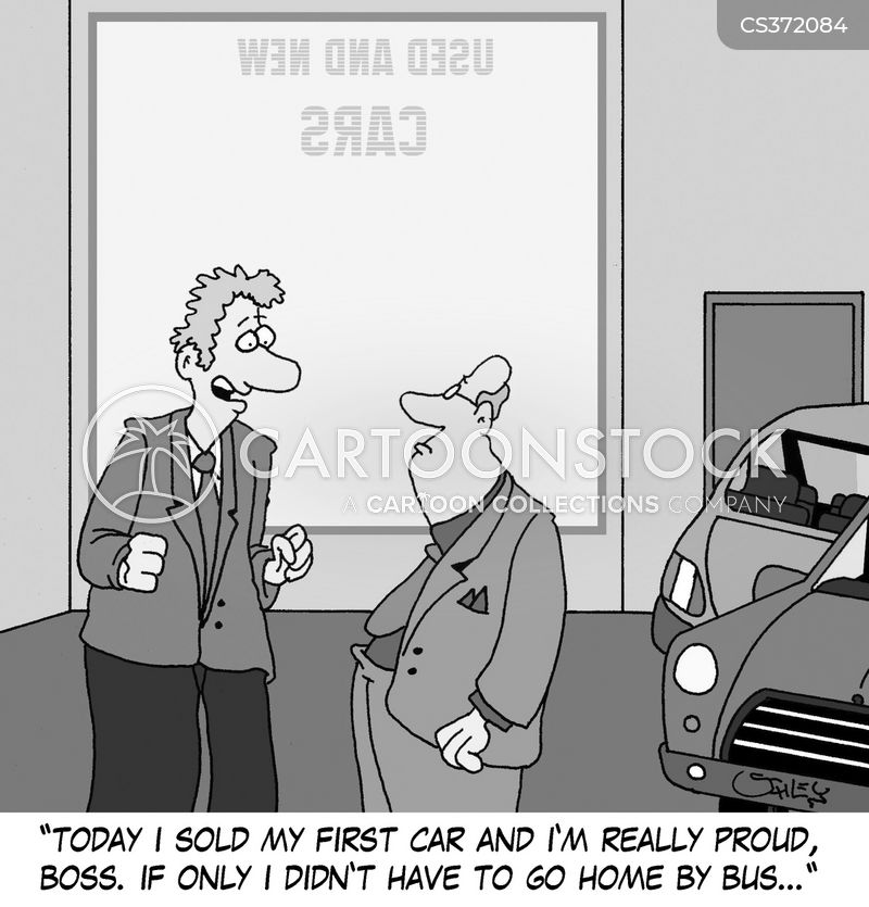 Car Owners Cartoons And Comics Funny Pictures From