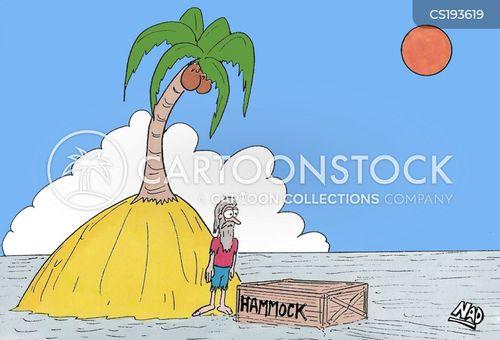 palm trees cartoon