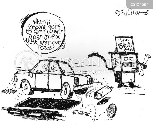 detroit cartoon