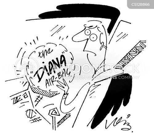 diana cartoon