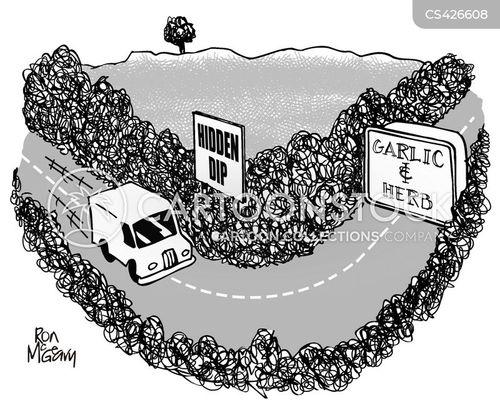 dips cartoon