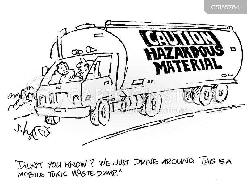 tankers cartoon