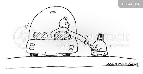 l plates cartoon