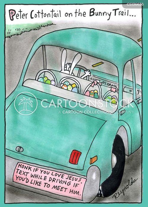 peter cottontail cartoon