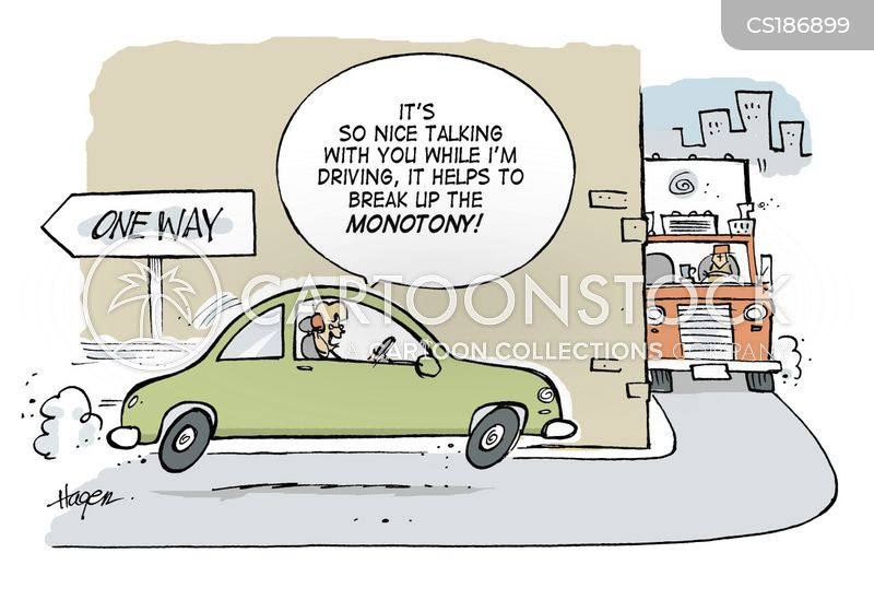 automobiel cartoon