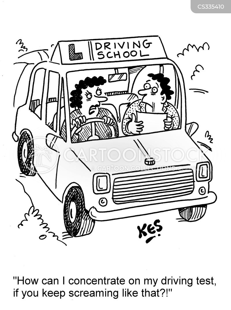 learner cartoon